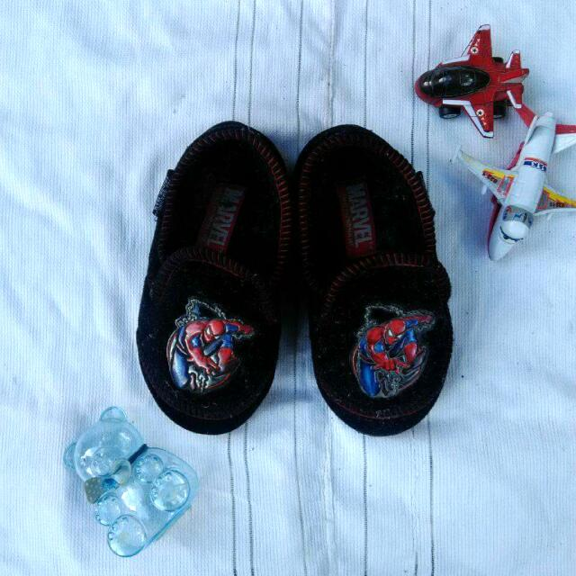 REPRICED! Marvel's Spiderman Black Shoes
