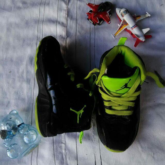 REPRICED! Michael Jordan Toddler's Basketball Shoes (Class A)