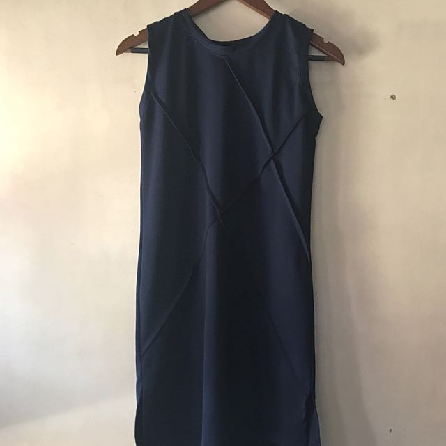 Midnight Blue Dress (fits Small-Medium)