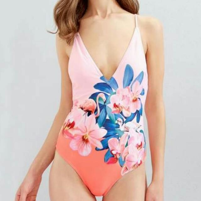 A043 Monokini Swimwear