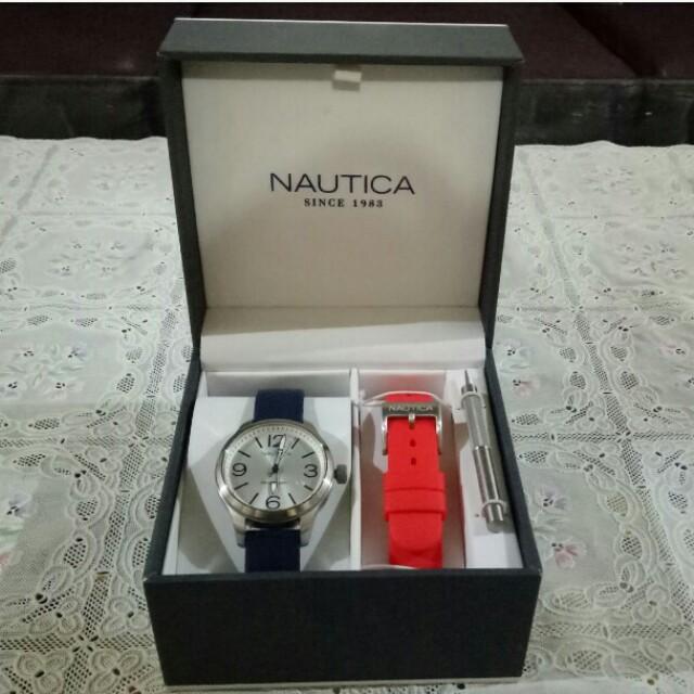 Nautica Unisex Watch