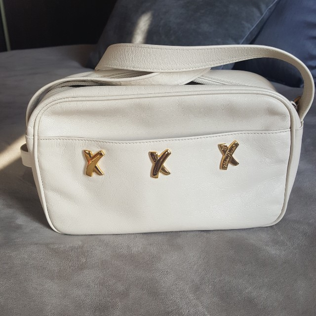 New vintage Paloma Picasso cross body purse