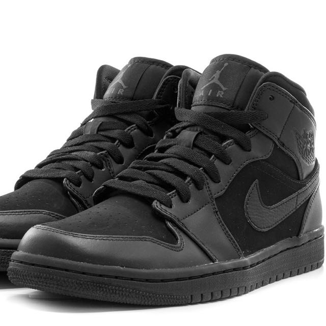 Nike Air Jordan 1 Full black dfc8da5c6