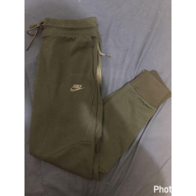 Nike Teech Fleece縮口棉褲 飛鼠褲 修身版型