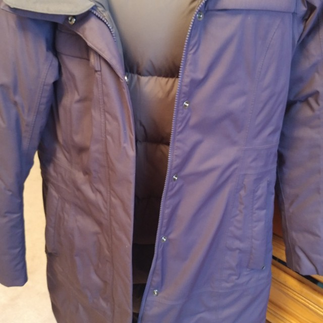 North Face Full Length Down Parka
