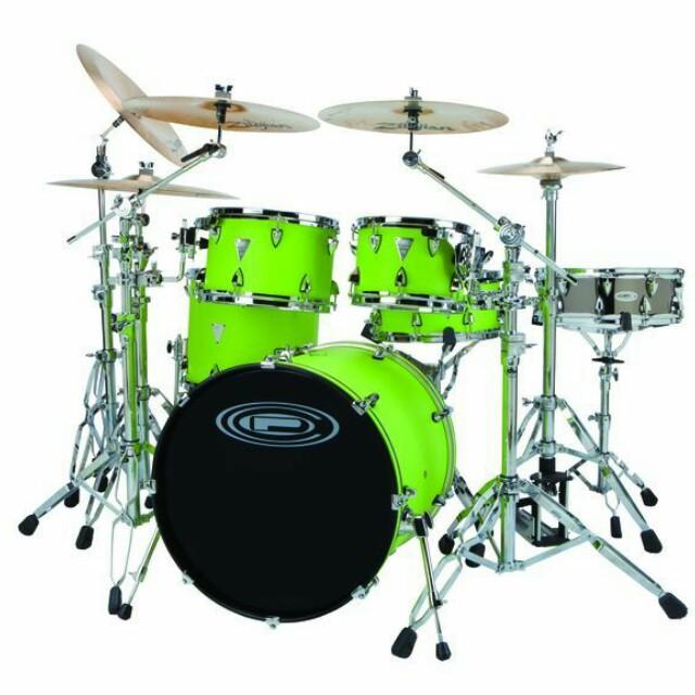 OCDP 6pc Drum Set