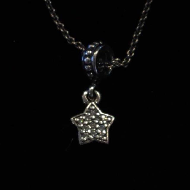 Pandora Star Necklace