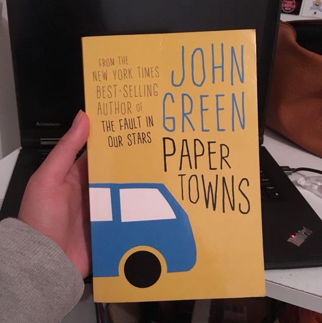 Paper Towns- John Green