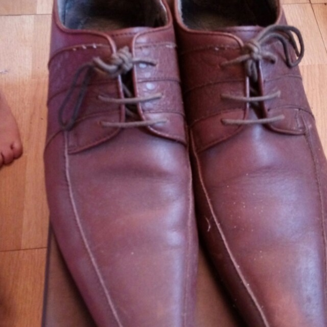 Pedro pointed shoes