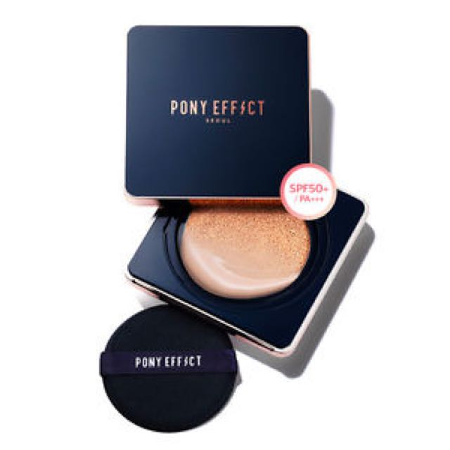 Pony Effect Everlasting Cushion w/ extra refill  Shade : Buff
