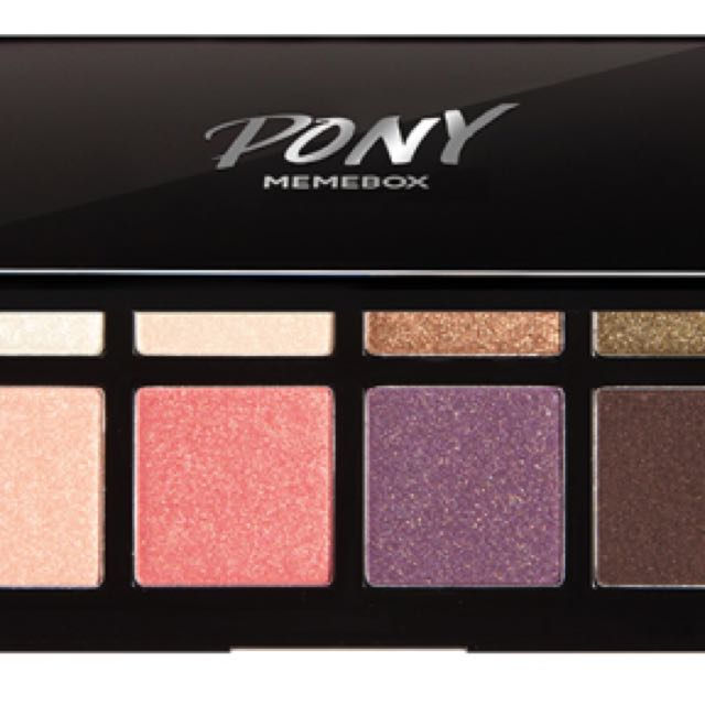 Pony Effect Shine Easy Glam 2