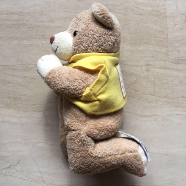Praying Teddy Bear Babies Kids Toys Walkers On Carousell