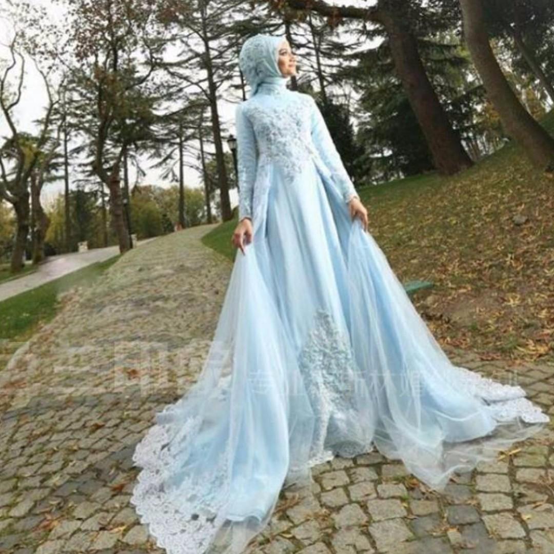 Fine Muslimah Wedding Dress Photos - Wedding Ideas - memiocall.com
