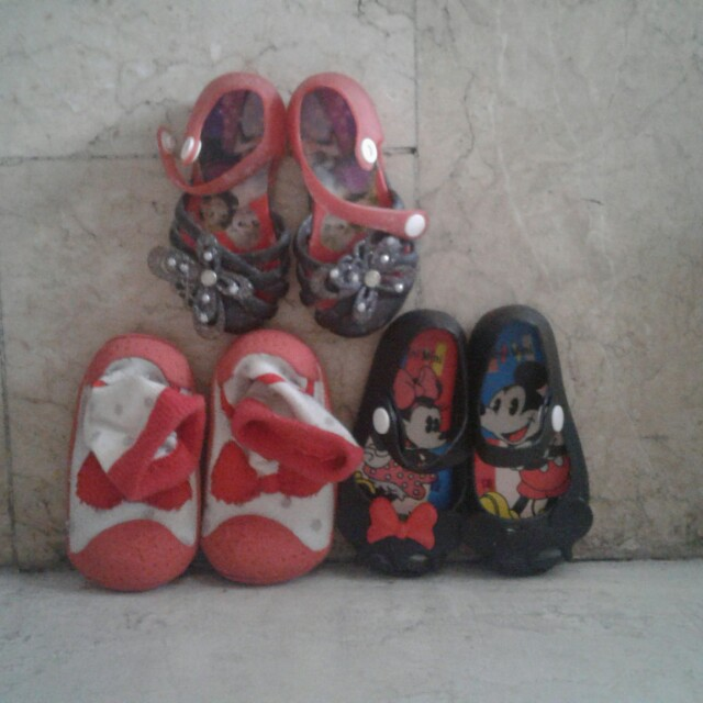 prelove shoes 5 to 8 months old