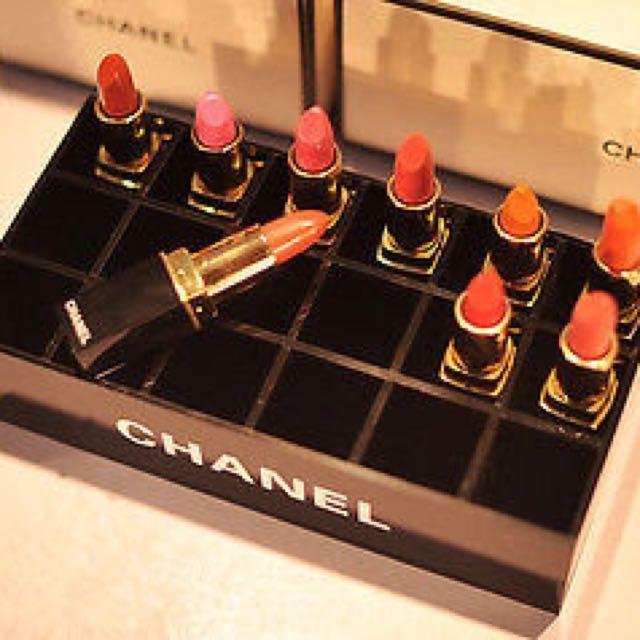 Preorder Authentic Chanel Lipstick holder