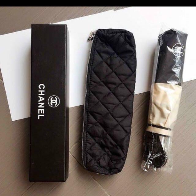 PREORDER Authentic Chanel VIP umbrella