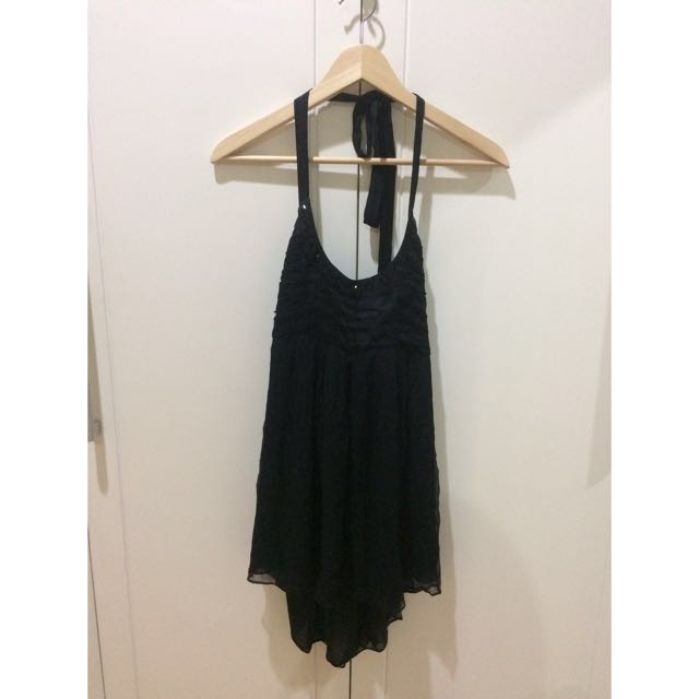 Promod Black Dress