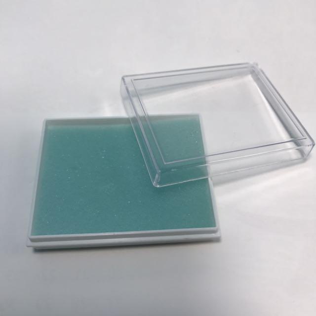 PS透明塑膠盒/胸針收藏盒/飾品盒