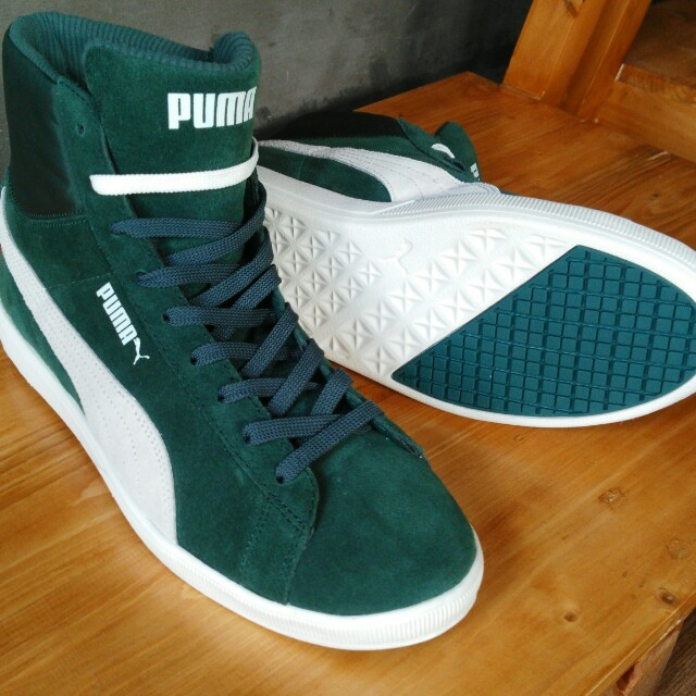 bf50488190f puma archive lite mid suede green suede leather 1512400703 31b67548.jpg
