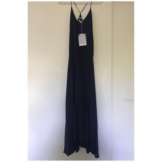 Pure silk cocktail dress