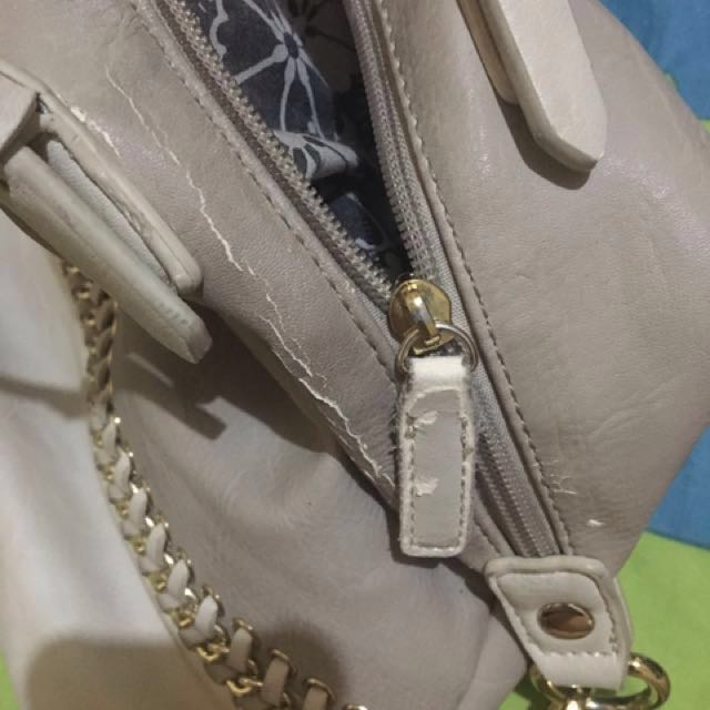 *REPRICED* Authentic Sisley Bag