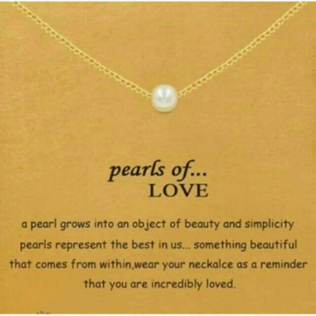 (REPRICED) Meaningful Necklace