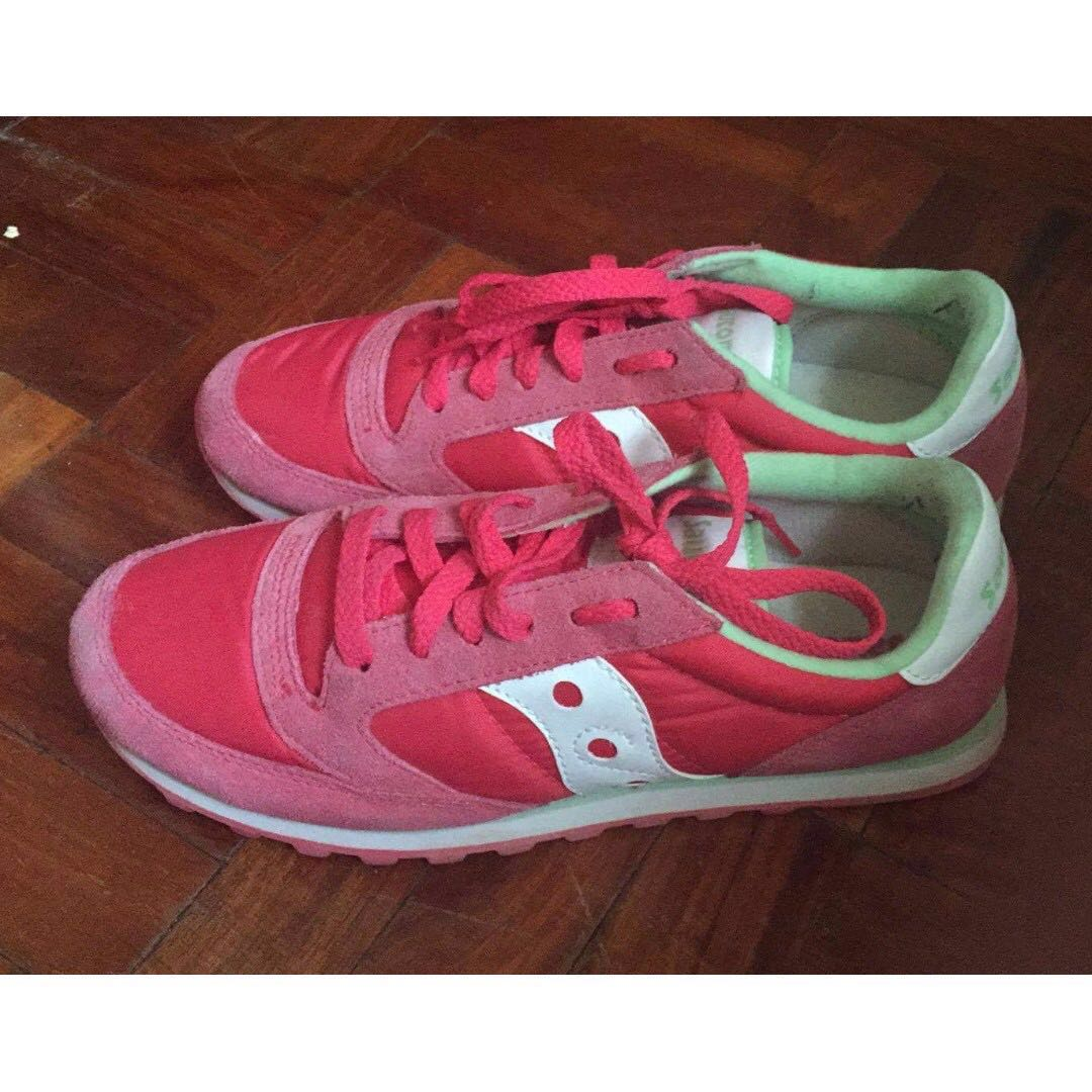 REPRICED! Preloved Saucony Jazz Low Athletic Shoes