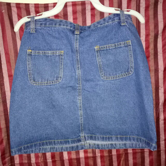 Rok Jeans Size S