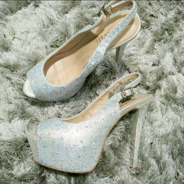 Rotelli Crystal Shoes