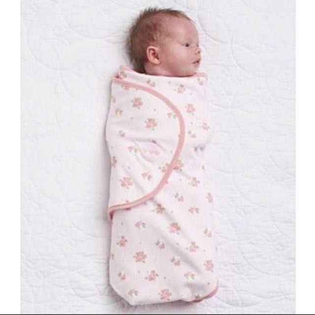 SALE Mothercare Little Lane Swaddling Blanket