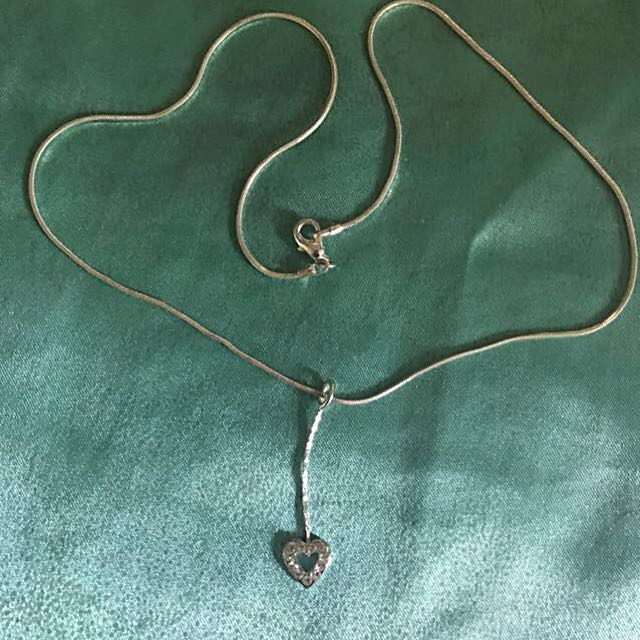 💝Sale Silver Necklace
