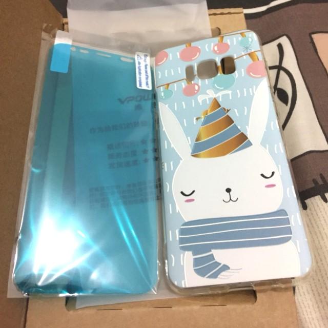 Samsung Galaxy S8 - VPower Soft Case