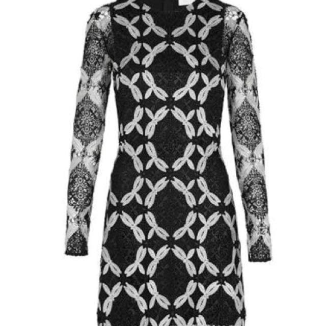 Sass & Bide Amour Londres - Size 8 (RRP $990)