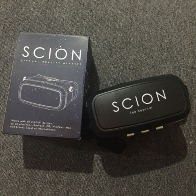 Scion Virtual Reality Glasses
