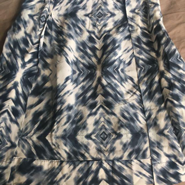 Silk kookai skirt size 36