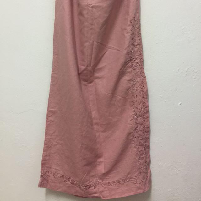 Slit Skirt XL