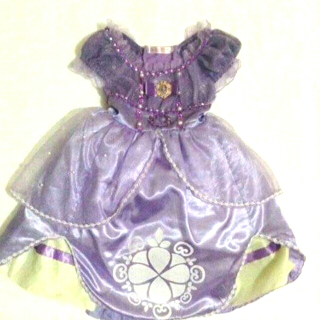 Sofia the First Gown, Babies & Kids, Girls\' Apparel on Carousell