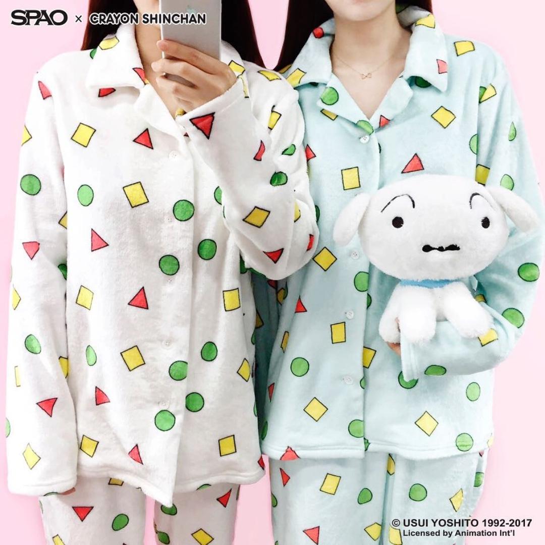0a1ce8d270e9 SPAO x Crayon Shin Chan Pyjames, Women's Fashion, Clothes, Others di ...