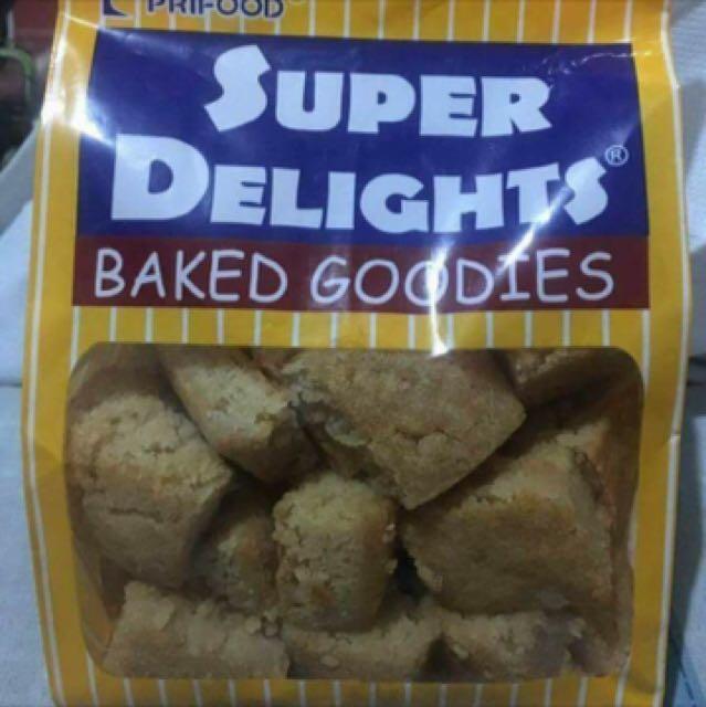 Super delight brownies& butterscotch