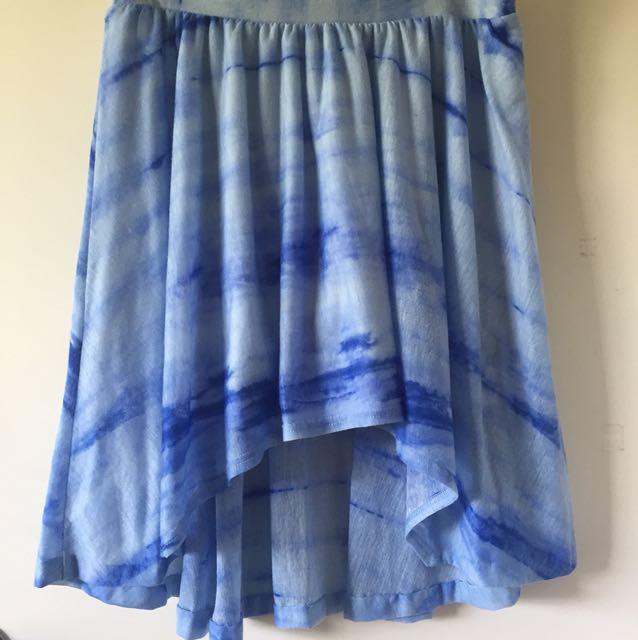 Supre Tie-Dye Skirt