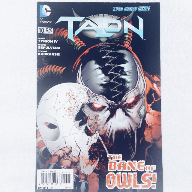 Talon #10