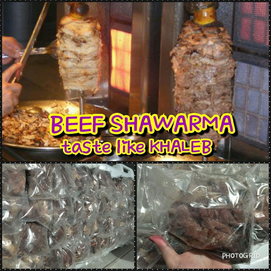Taste like Khaleb's - Shawarma (1/2 kilo)
