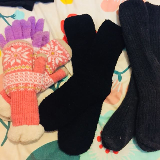 Thermal Socks and gloves