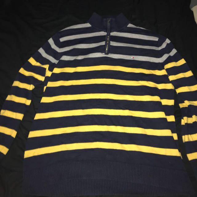 Tommy Hilfiger 1/4 zip jumper