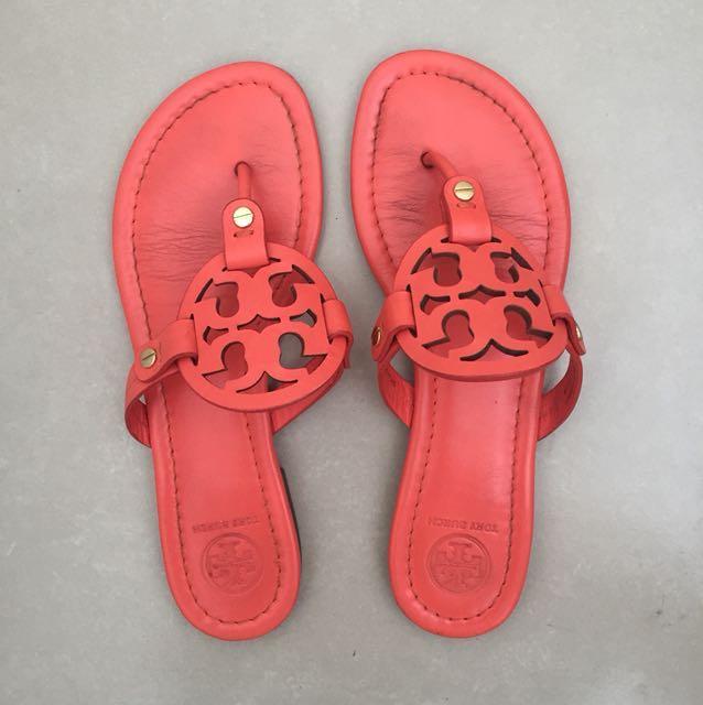 Tory burch sandal thong