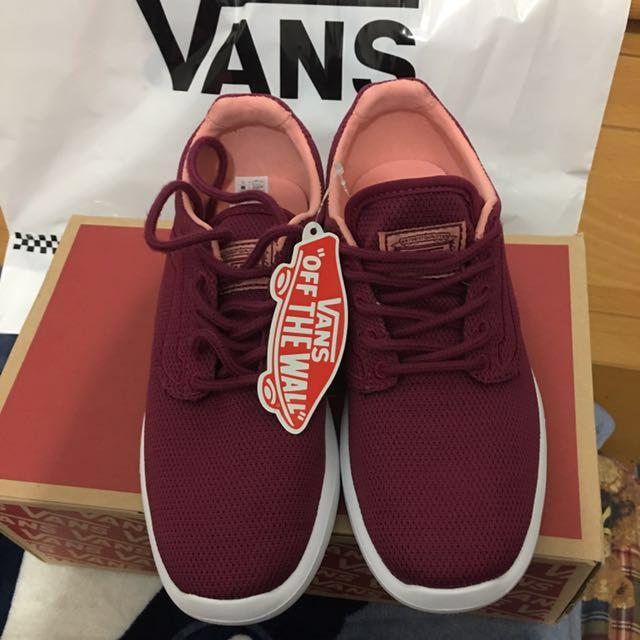VANS 鞋。23.5cm