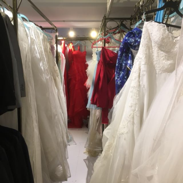 Wedding Gown & Wedding Dress warehouse sale, Women\'s Fashion ...
