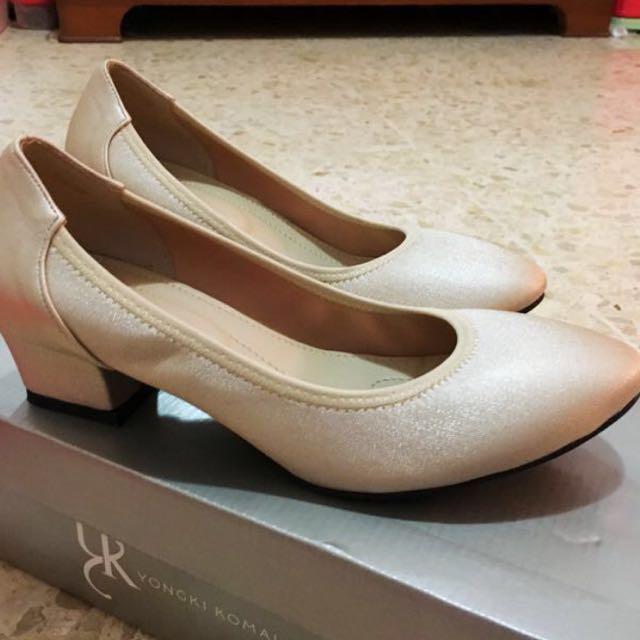 Wedges yongki komalandi/ heels yongki/ flat shoes
