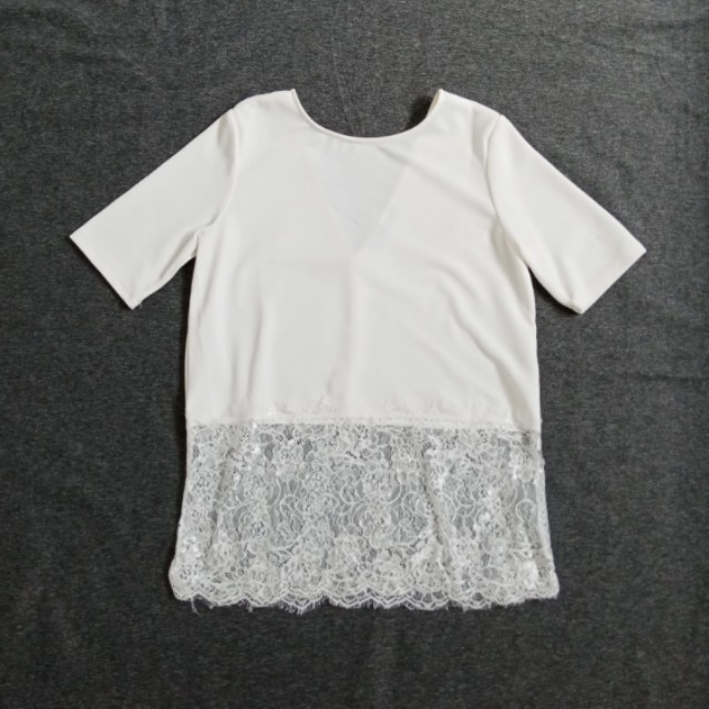 White import top