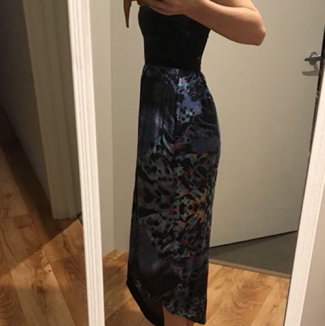 Wish dress xs
